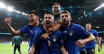 Lọt vào chung kết Euro 2020, Italia làm điều chưa từng có trong lịch sử