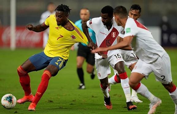 Link xem trực tiếp Colombia vs Peru (Copa America 2021), 7h ngày 10/7