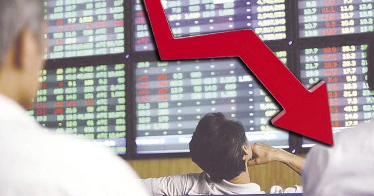 Chứng khoán tiếp tục bị bán tháo, giới đầu tư choáng váng