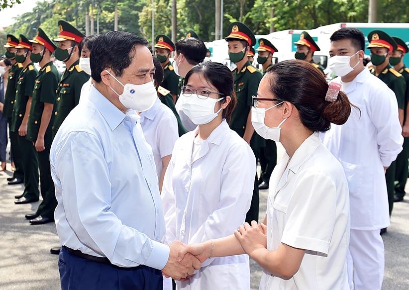 Thủ tướng: Vắc-xin được coi là biện pháp hữu hiệu nhất để phòng chống đại dịch Covid-19