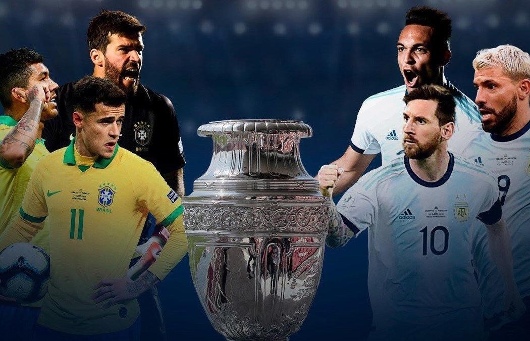 Chung kết Copa America 2021: Xem trực tiếp Brazil vs Argentina ở đâu?