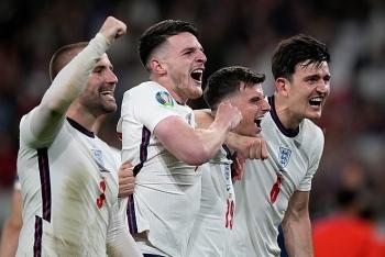"""""""Cửa vô địch Euro 2020 của đội tuyển Anh nhiều hơn Italia"""""""