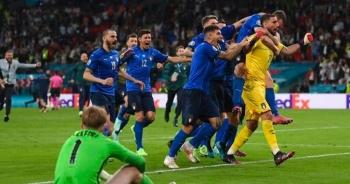 Vô địch Euro 2020, đội tuyển Italia làm điều chưa từng thấy trong lịch sử