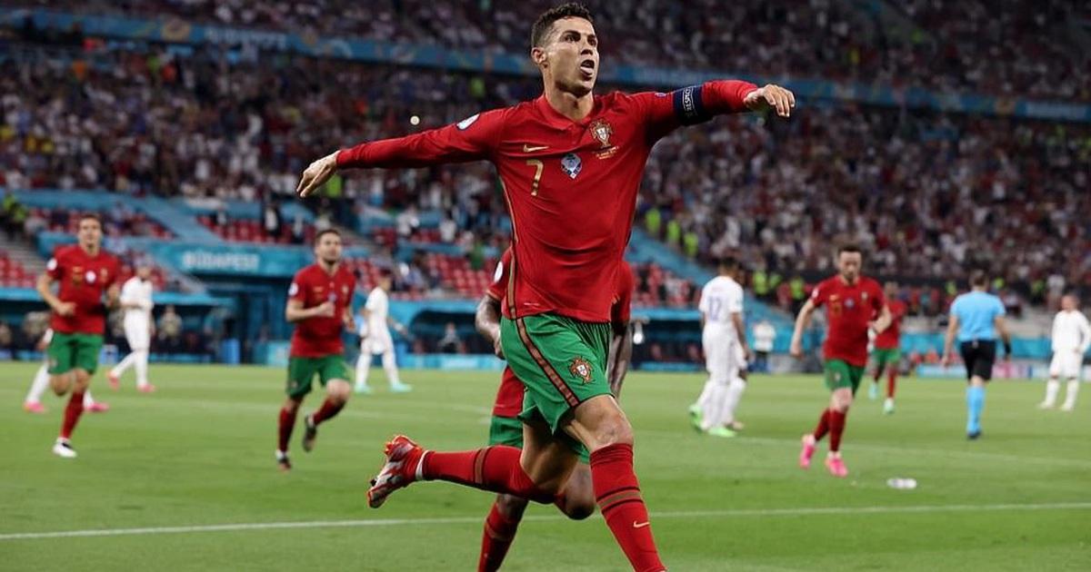 C.Ronaldo nói gì sau khi giành danh hiệu Vua phá lưới Euro 2020?