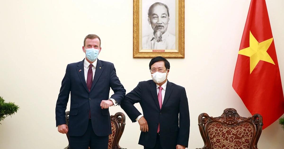 Australia hỗ trợ Việt Nam 1,5 triệu liều vắc xin AstraZeneca