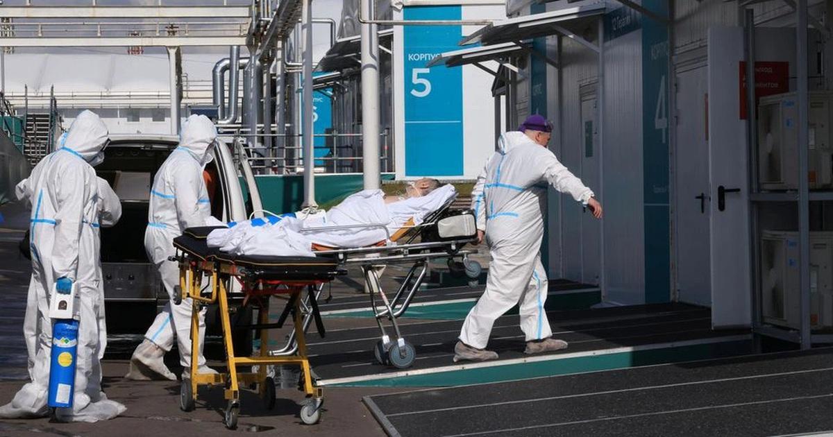 Nga tăng kỷ lục ca Covid-19, trở thành vùng dịch chết chóc nhất châu Âu