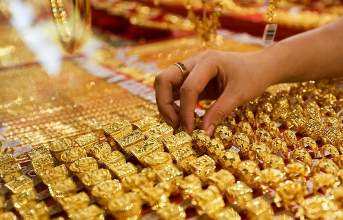 Giá vàng hôm nay 14/7: Dữ liệu kỷ lục từ Mỹ, vàng quay đầu giảm