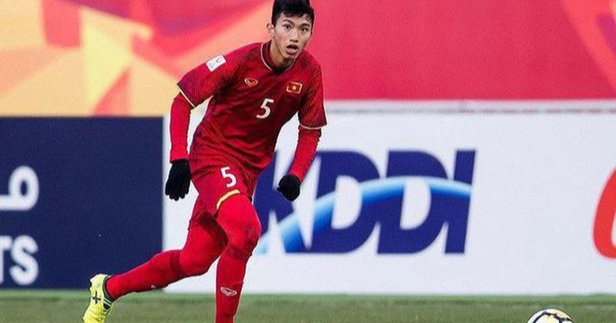 Vì sao HLV Park Hang Seo có thể loại Văn Hậu ở vòng loại U23 châu Á?