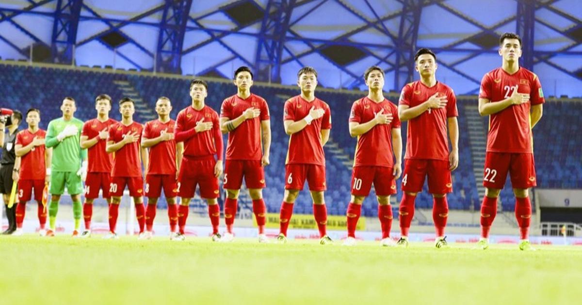 Đội tuyển Việt Nam chính thức được đá vòng loại World Cup trên sân nhà