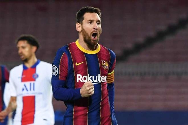 NÓNG: Messi chấp nhận giảm lương kỷ lục, ở lại Barcelona thêm 5 năm - 1