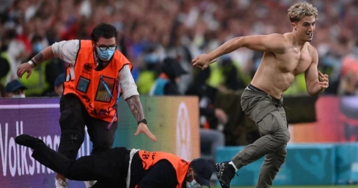 Cổ động viên Anh hối lộ bảo vệ, làm loạn ở trận chung kết Euro 2020