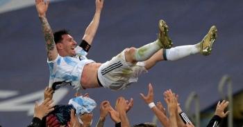 Ai đủ sức ngăn nổi Messi giành Quả bóng vàng thứ 7?