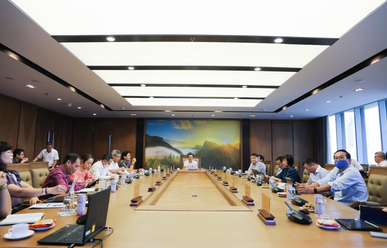 Chuyển đổi số tại Công ty mẹ -Tập đoàn Dầu khí Việt Nam là nhiệm vụ cần thiết, phù hợp xu thế