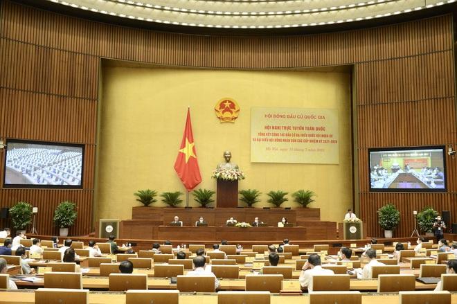 9 nhân sự Trung ương giới thiệu không trúng cử đại biểu Quốc hội - 1
