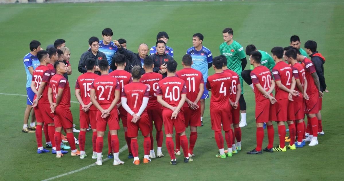 HLV Park Hang Seo sẽ dẫn dắt cả U23 và đội tuyển Việt Nam