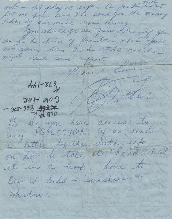 Uẩn khúc cái chết của Lý Tiểu Long và bí mật từ bức thư tìm thấy ở chợ trời - 1