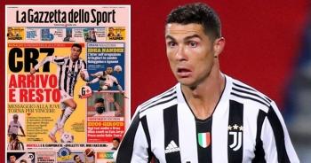 """C.Ronaldo sẽ phải """"hy sinh"""" giống như Messi?"""