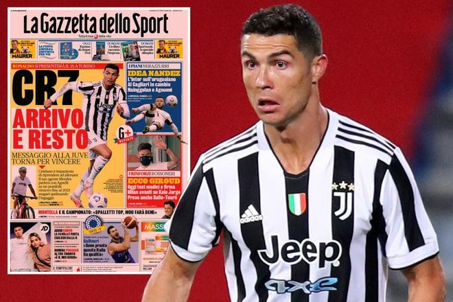 C.Ronaldo sẽ phải hy sinh giống như Messi? - 1