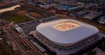 Lộ sân nhà của Trung Quốc ở trận đấu gặp đội tuyển Việt Nam
