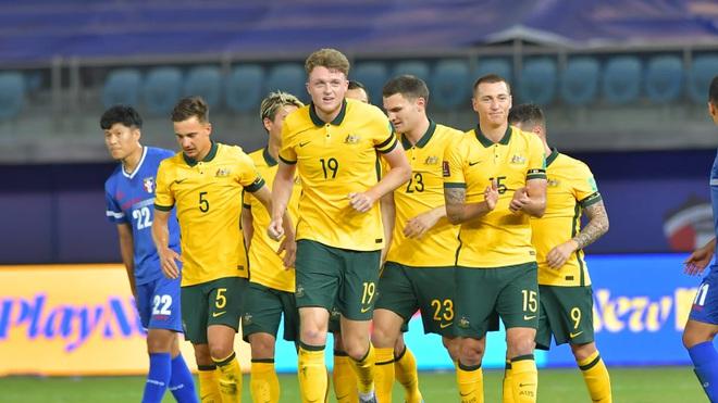 Đối thủ của đội tuyển Việt Nam gặp bất lợi lớn trước vòng loại World Cup - 1