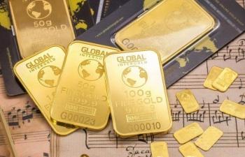 Giá vàng hôm nay 20/7: Đồng USD tăng giá, vàng dập dình đi lên