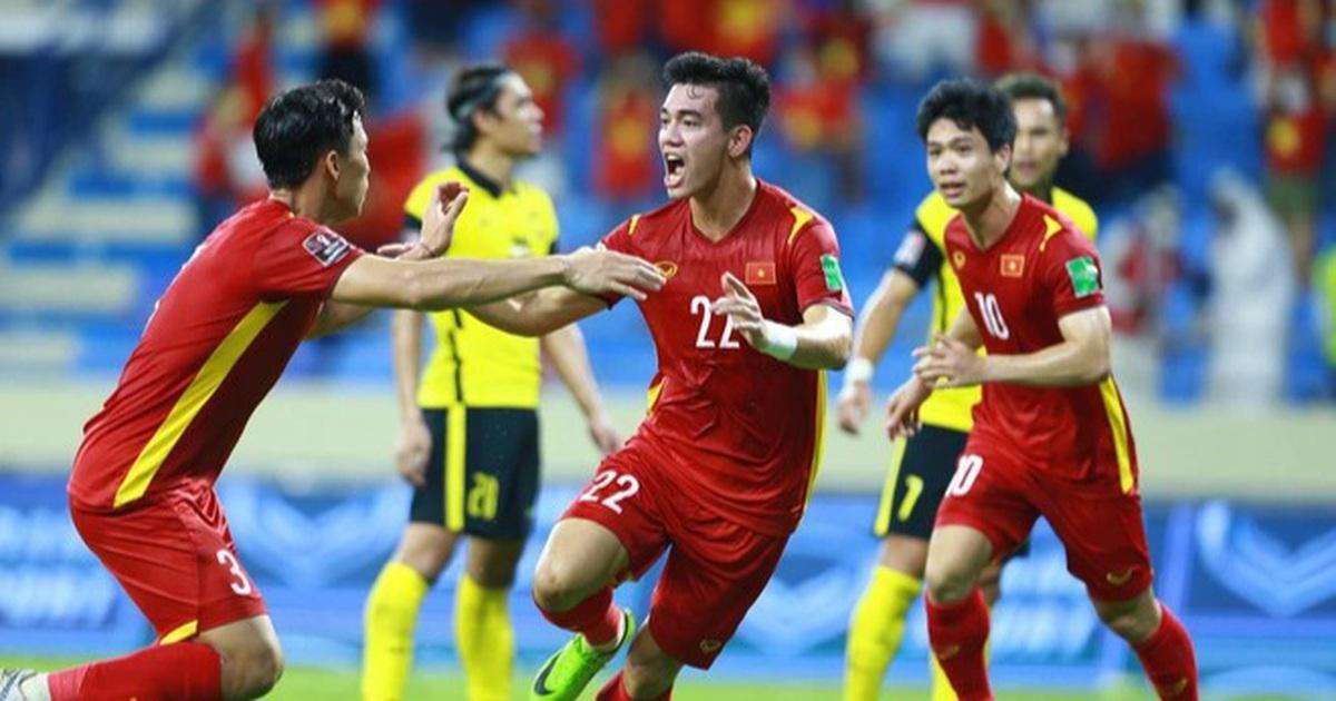 Siêu máy tính dự đoán về thứ hạng của tuyển Việt Nam ở vòng loại World Cup