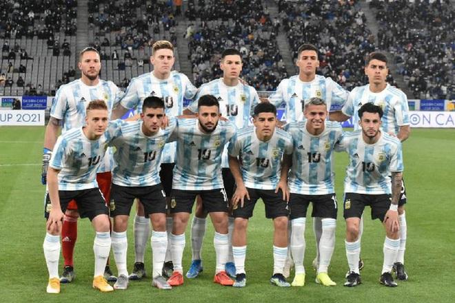 Vì sao Argentina chỉ mang một cầu thủ trên 23 tuổi dự Olympic 2020? - 2