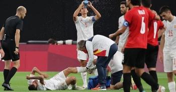 Rợn người với chấn thương kinh hoàng của ngôi sao Olympic Tây Ban Nha