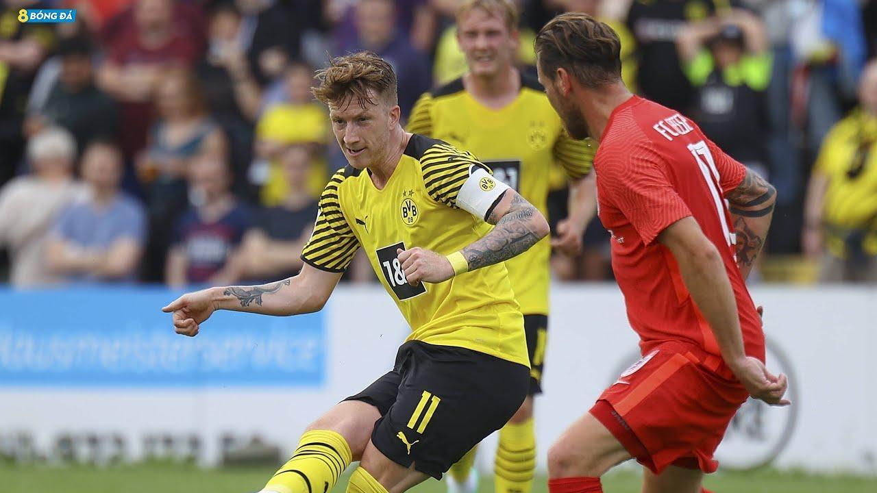 Link xem trực tiếp Dortmund vs Athletic Bilbao (Giao hữu), 21h ngày 24/7