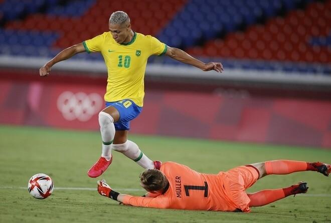 Xem trực tiếp U23 Brazil vs U23 Bờ Biển Ngà ở đâu?