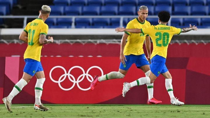 Link xem trực tiếp U23 Brazil vs U23 Bờ Biển Ngà (Vòng bảng Olympic Tokyo), 15h30 ngày 25/7