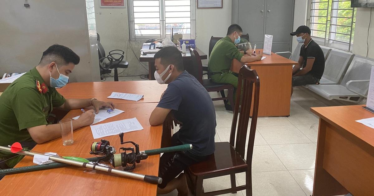 Hà Nội: Phạt 58 người ra đường không có lý do cần thiết