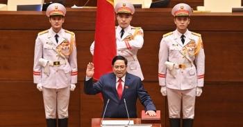 Ông Phạm Minh Chính lần thứ 2 nhậm chức Thủ tướng Chính phủ
