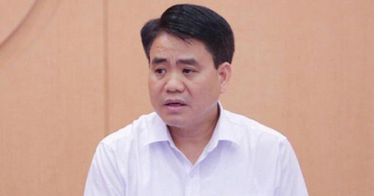 Bộ Công an: Cựu Chủ tịch Hà Nội cùng đồng phạm gây thiệt hại 20 tỷ đồng