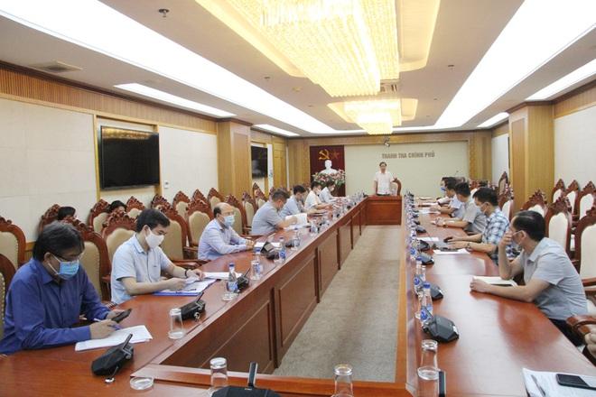 Hàng loạt sai phạm tại các dự án đất vàng ở Hà Nội - 1