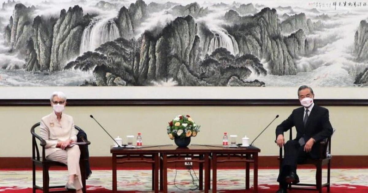 Trung Quốc vạch 3 lằn ranh đỏ với Mỹ trong cuộc họp căng thẳng