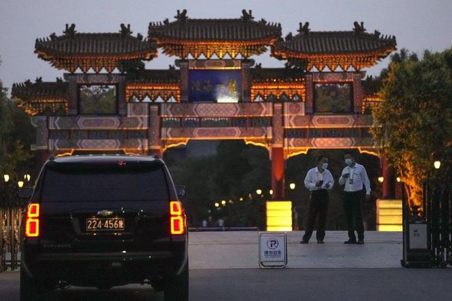 Trung Quốc vạch 3 lằn ranh đỏ với Mỹ trong cuộc họp căng thẳng - 2