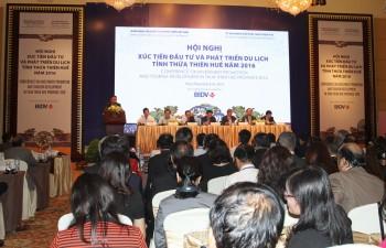 BIDV đồng hành cùng Thừa Thiên - Huế trong thu hút đầu tư