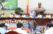Thủ tướng: Không đánh đổi môi trường vì lợi ích trước mắt
