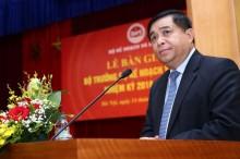 Bộ trưởng Nguyễn Chí Dũng: 'Tuyệt đối không giữ bóng trong chân'