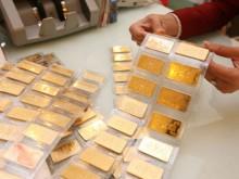 Giá vàng hôm nay (31/8): Vàng SJC mở cửa mất 60.000 đồng/lượng