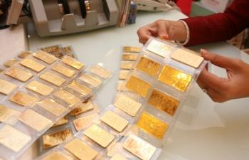 Giá vàng trong nước (4/8): Ngược chiều thế giới, tăng 40.000 đồng/lượng