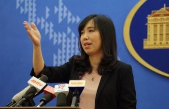 Yêu cầu Trung Quốc tôn trọng chủ quyền của Việt Nam đối với Hoàng Sa, Trường Sa
