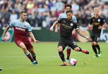 West Ham 0 - 5 Man City: Chiến thắng áp đảo của Man xanh