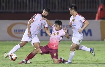 vong 21 v league 2019 xem truc tiep bong da viettel vs sai gon fc o dau