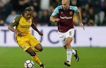 Vòng 2 Ngoại hạng Anh 2019 - 2020: Xem trực tiếp bóng đá Brighton vs West Ham Utd ở đâu?
