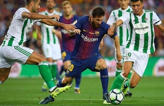 vong 2 la liga 201920 xem truc tiep bong da barcelona vs betis o dau