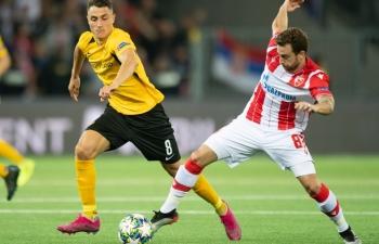 Link xem trực tiếp bóng đá Crvena Zvezda vs Young Boys (C1 Châu Âu), 2h ngày 28/8