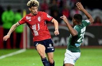 Link xem trực tiếp bóng đá Lille vs Saint Etienne (Ligue 1), 0h ngày 29/8
