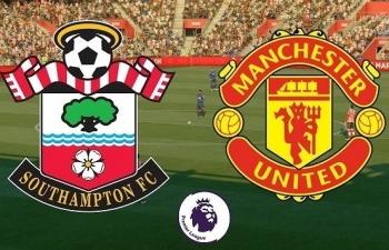 Vòng 4 Ngoại hạng Anh 2019/20: Xem trực tiếp bóng đá Southampton vs Man Utd ở đâu?
